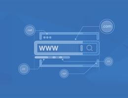 网站建设   什么是域名?如何选取域名?